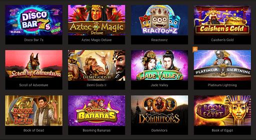 bitstarz slots games