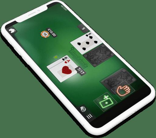 blackjack mobile