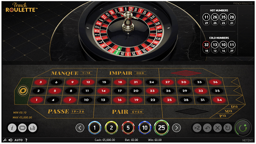 french casino roulette