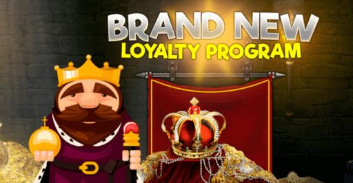 kingswin loyalty program