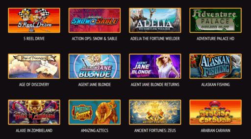 kingswin slots games