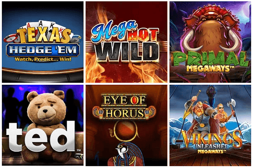 varieties games review of online casino