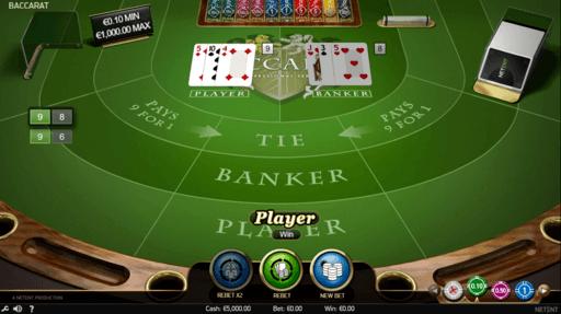 yako casino baccarat