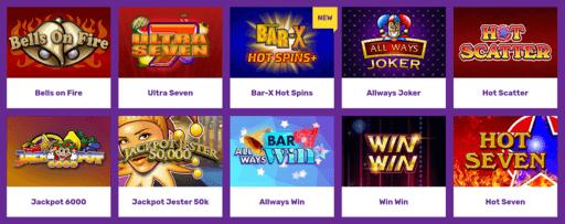 yako casino slots